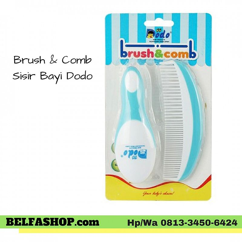 Brush & Comb Dodo